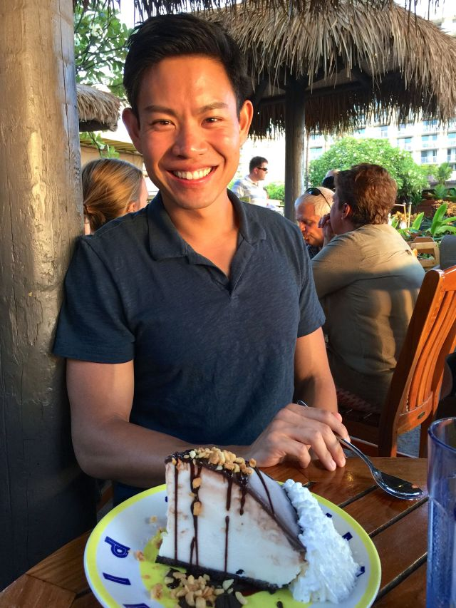 And the big news is that the Hula now serves Hula Pie - yet another reason to eat there every night!