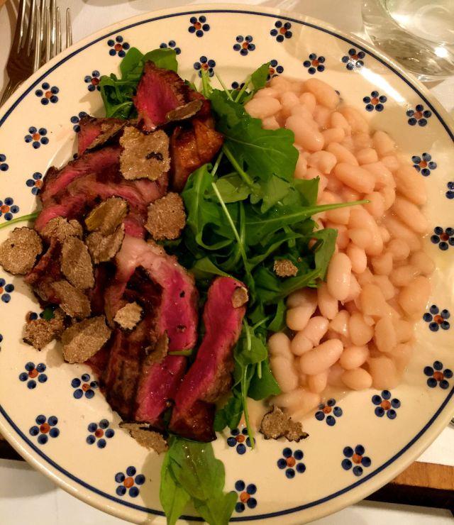 bistecca ristorante angiolino florence
