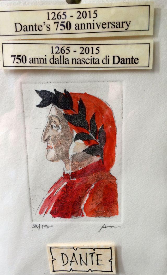 dante card florence