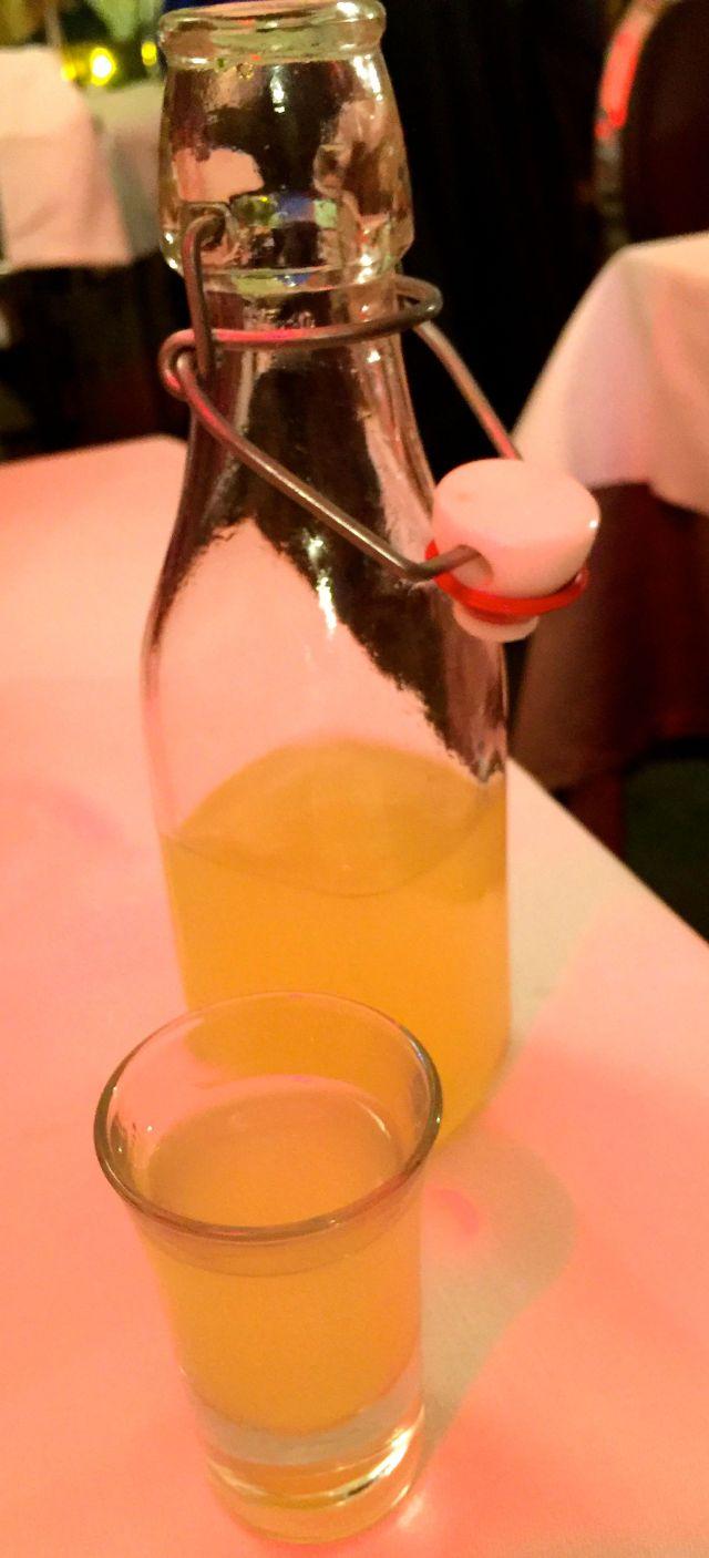 A Beccafico limoncello venice