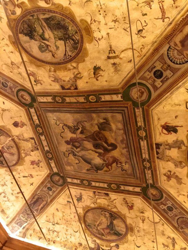 i caracci ceiling bologna