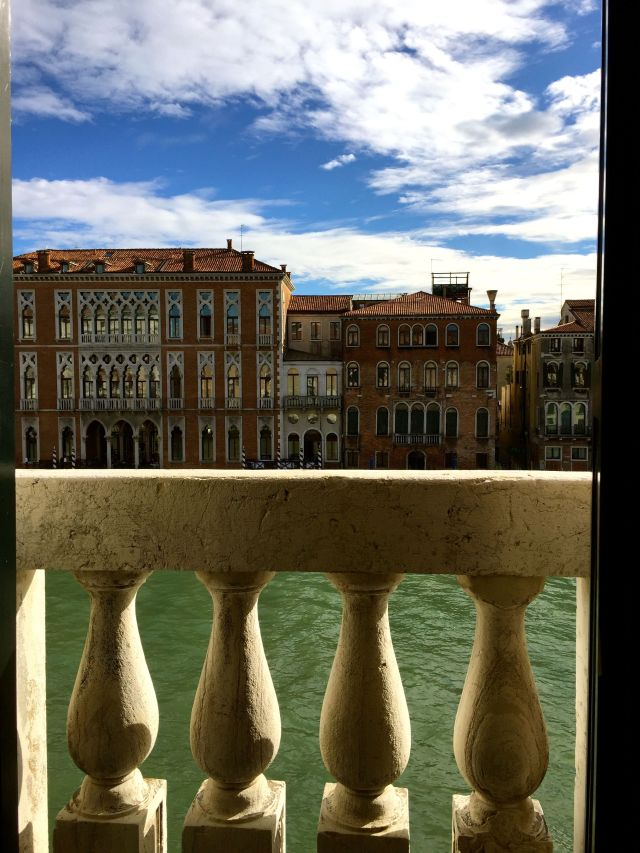 our balcony venice