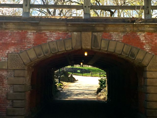 willowdell arch central park march 2016