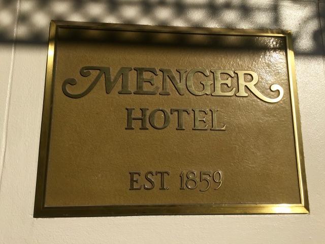 menger-sign
