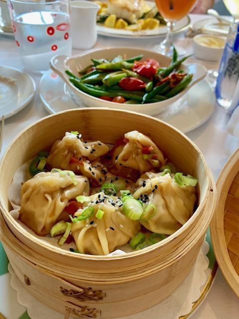Bergdorf dumplings